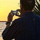 Shooting the Sunset by Mikell Herrick