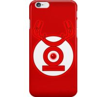 Red Lantern iPhone Case/Skin