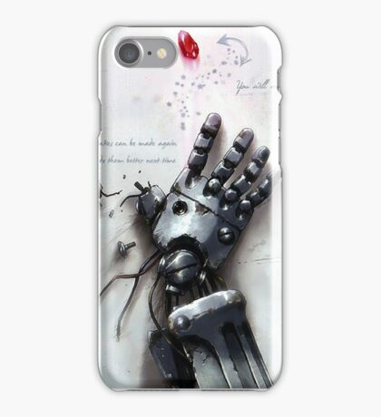 Fullmetal Alchemist - The Philosopher's Stone iPhone Case/Skin