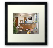 Yep, you're order is all ready. Wait…..WHAT????? Did you say EASTER?????? Framed Print