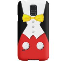 Mickey Mouse- Theme Parks Costume Samsung Galaxy Case/Skin