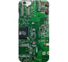 motherboard iPhone Case/Skin