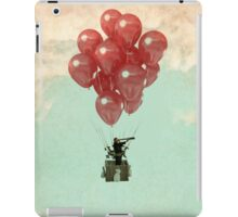 searching for serendipity iPad Case/Skin