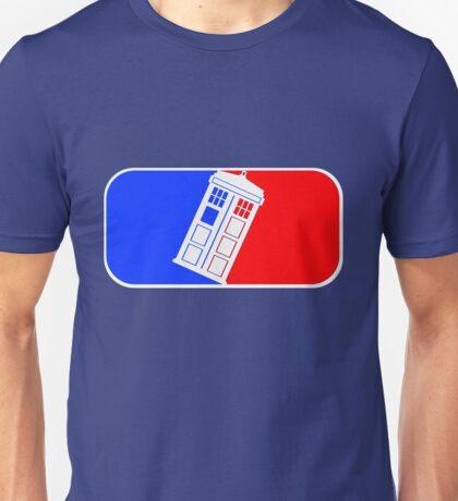 Tardis League (Doctor Who) Unisex T-Shirt