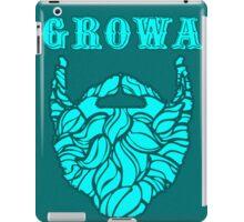Growa Beard iPad Case/Skin