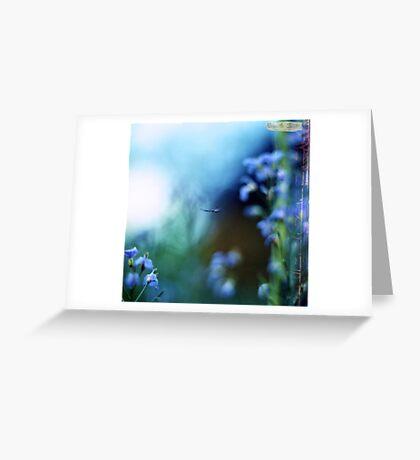 Fairies and Fairytales Greeting Card