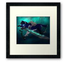 Aurren Framed Print