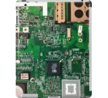 motherboard iPad Case/Skin