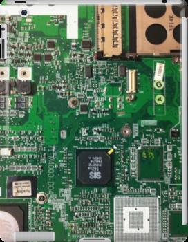 motherboard by BonyBackBailey