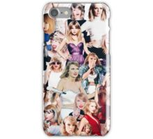 Taylor Swift Collage iPhone Case/Skin
