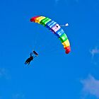 SKYDIVE! by Peter Sutton