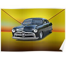1950 Ford Custom Coupe 7 Poster