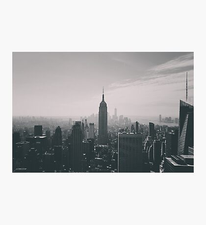 New York state of mind. Photographic Print