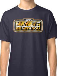 Happy May the 4th!  Classic T-Shirt