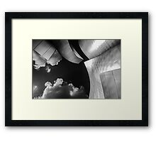 Solids and Gases Framed Print