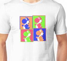 Pop art dinosaur Unisex T-Shirt