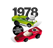 1978 Racers (white) by robgould1972