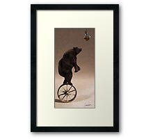 Equilibrium IV Framed Print