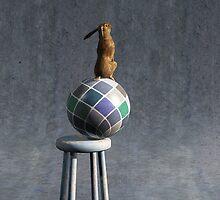 Equilibrium II by Cynthia Decker