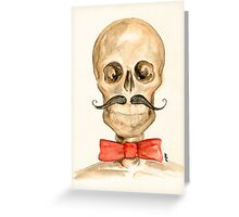 The Fabulous Dr. Kraus Greeting Card