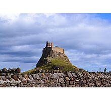 Lindisfarne Castle. Photographic Print