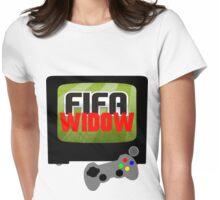 FIFA Widow Womens Fitted T-Shirt