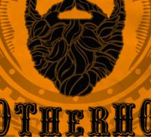 Beard Brotherhood Sticker