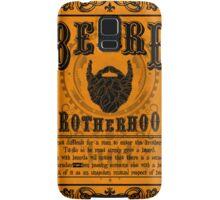 Beard Brotherhood Samsung Galaxy Case/Skin