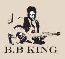 B.B King by AlexanderPip