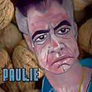 Paulie &#x27;Walnuts&#x27; Gualtieri - from the Bada Bing! range by YouRuddyGuys