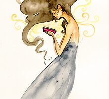 Reading is Magical by Rebecca Lesny