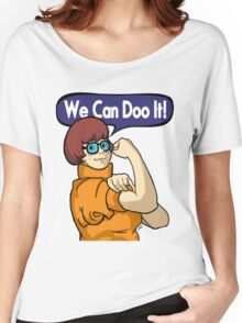We Can Doo It! Women's Relaxed Fit T-Shirt