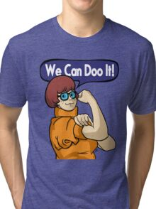 We Can Doo It! Tri-blend T-Shirt