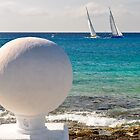 Cozumel Views by Mitchell Grosky