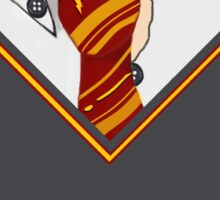 """AVPSY - """"Fuck the tie!"""" Sticker"""