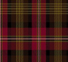 01436 Crutherland Fashion Tartan Fabric Print Iphone Case by Detnecs2013