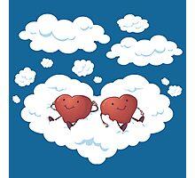 DREAMY HEARTS Photographic Print