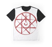 Fullmetal Alchemist - The Blood Seal Graphic T-Shirt