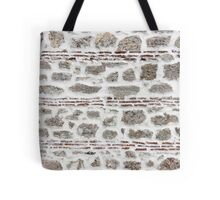 Ancient wall background Tote Bag