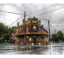 Commercial Hotel, Stockinbingal Rural NSW   Australia  Photographic Print