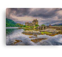 Eilean Donan Castle 4 Canvas Print