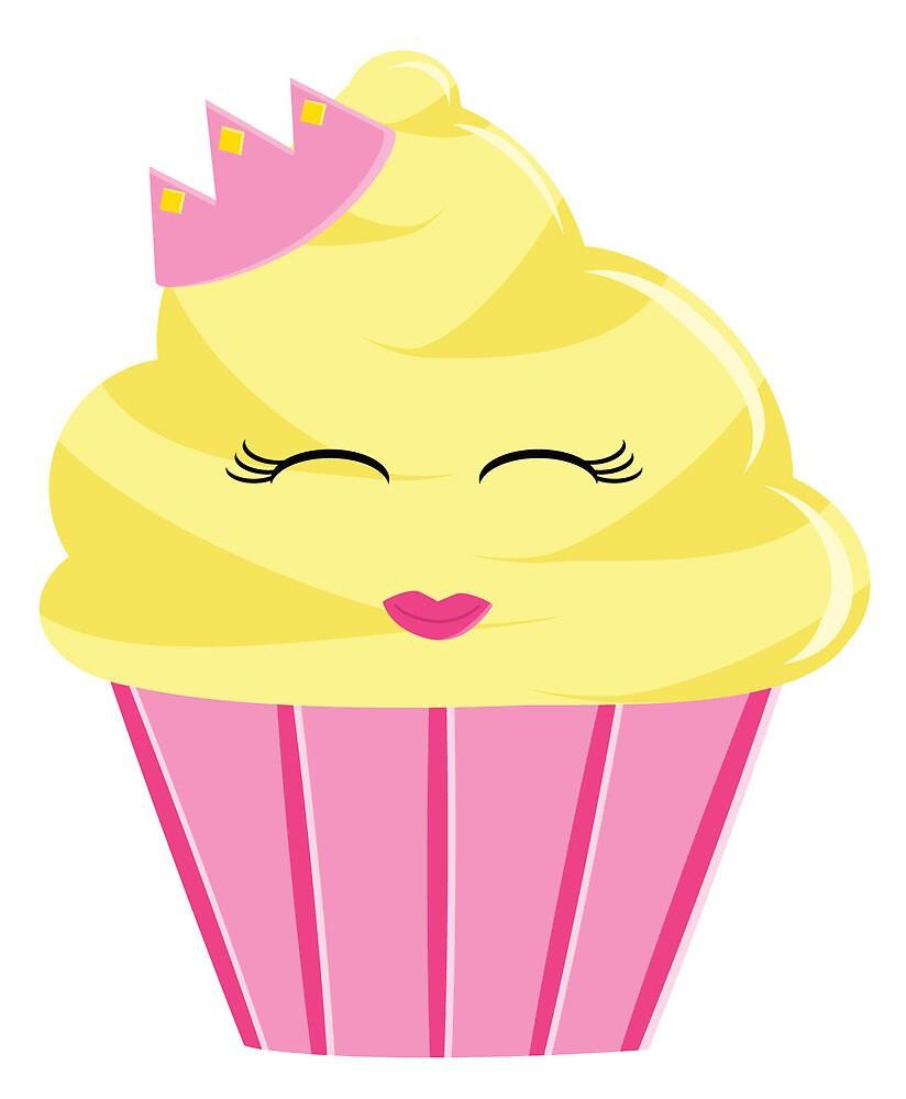 Princess Cupcake by EmilyListon4