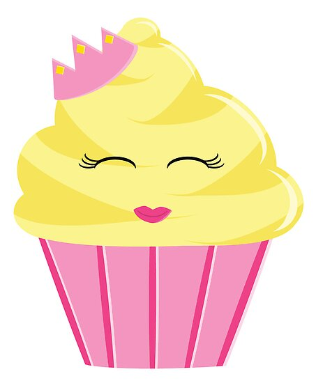 Princess Cupcake by EmilyListon4