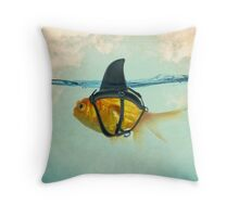 brilient disguise Throw Pillow