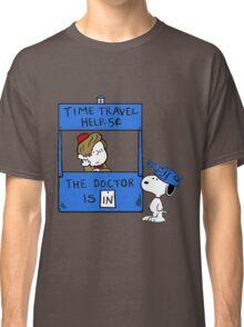 Peanuts Time Travel Classic T-Shirt