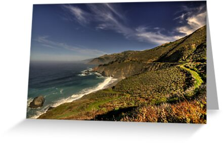 Pacific view  by Rob Hawkins