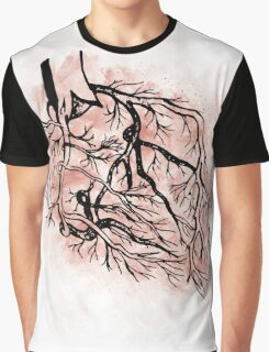 Arteries of the heart Graphic T-Shirt