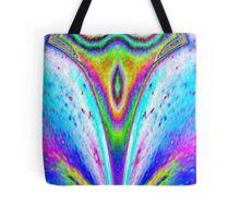Startled Alien Tote Bag