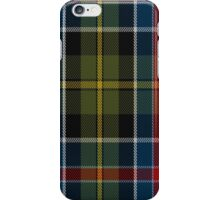 01437 Culloden 1746 Original District Tartan Fabric Print Iphone Case iPhone Case/Skin