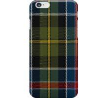 01437 Culloden 1746 Original District Tartan Fabric Print Iphone Case iPhone Case/Skin